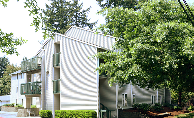 Park Place Apartments Mcminnville Or