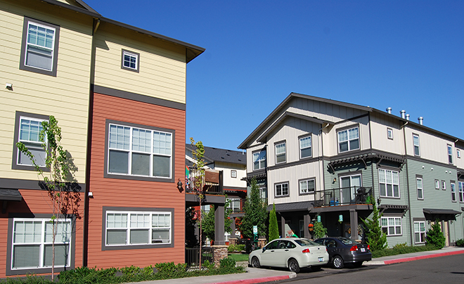 Causey Village Apartments Happy Valley Oregon