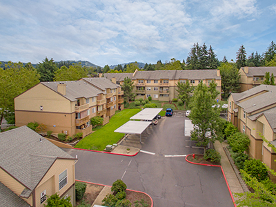 Oak Hill Apartments, Bethany, Portland Oregon